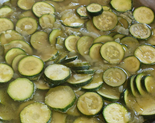 For Zucchini Soup