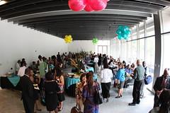 August Wilson Center diversity grand opening