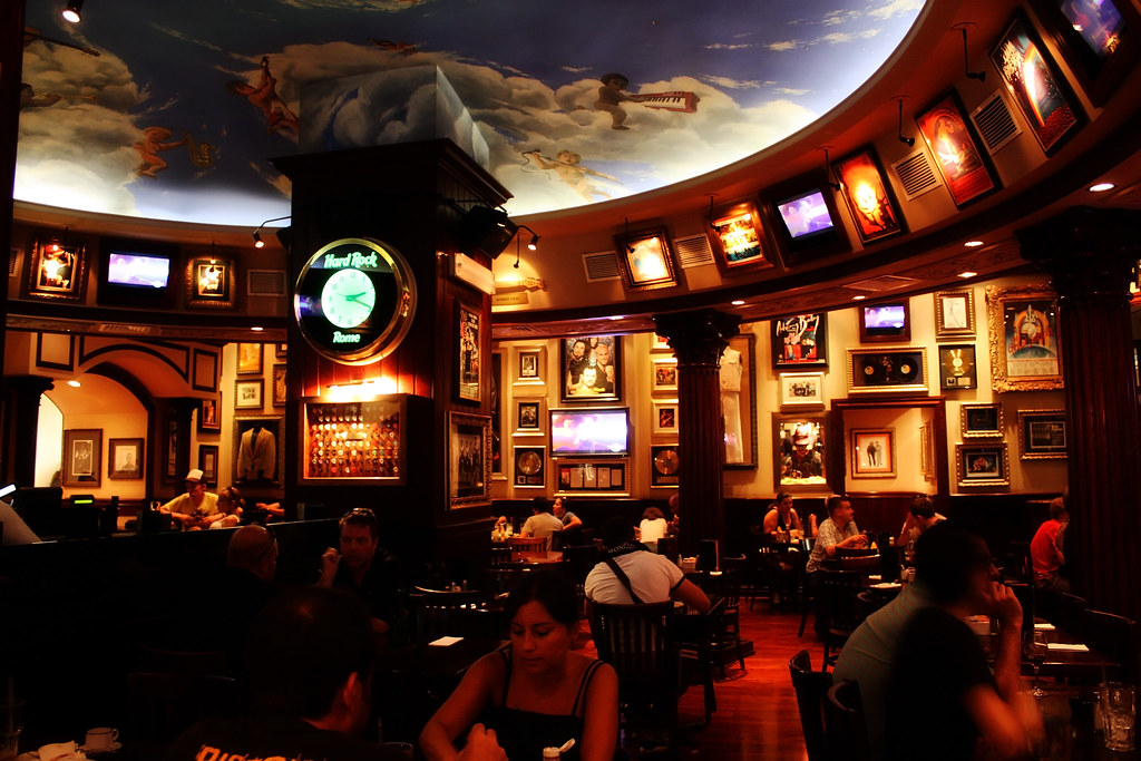 HARD ROCK CAFE, ROME