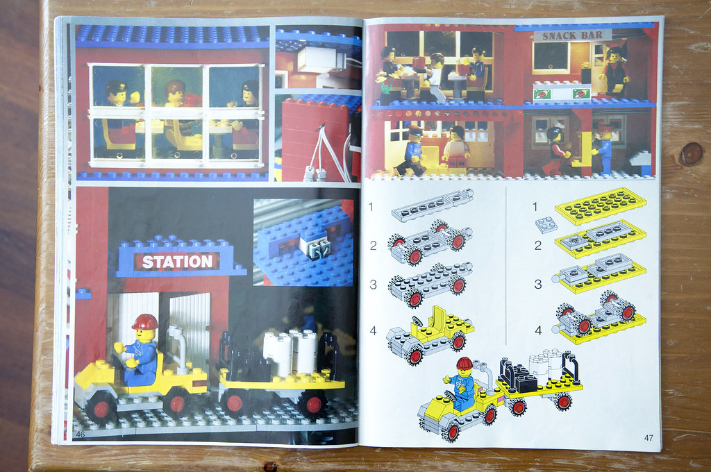 The World's newest photos of lego and scans - Flickr Hive Mind