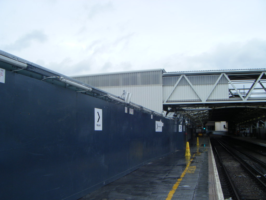 New Passenger Bridge at Blackfriars