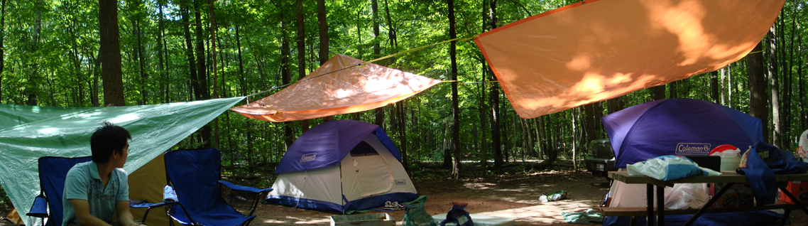 Camp site pano-01