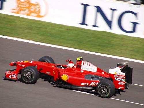Belgian Grand Prix Friday Practice