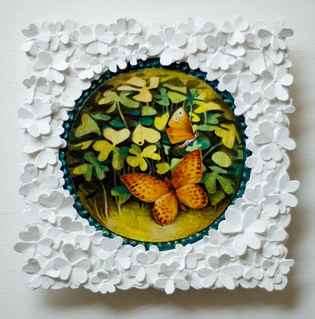 From artist Annie Bastine Koelle.