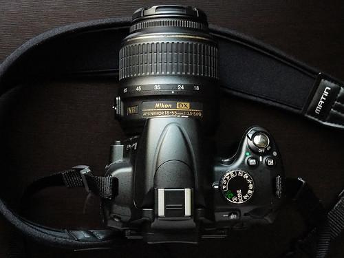 Nikon D5000 plus Nikkor 18-55mm VR kit lens -- DSCF7079