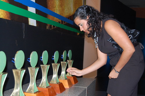 Instalando los trofeos