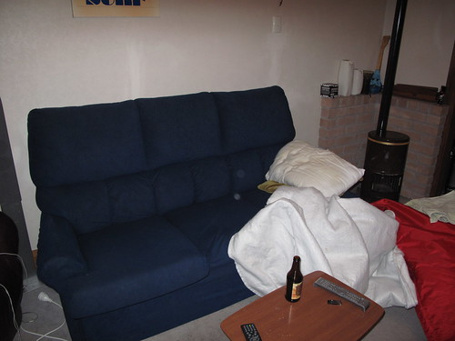 Couchsurfer hookup