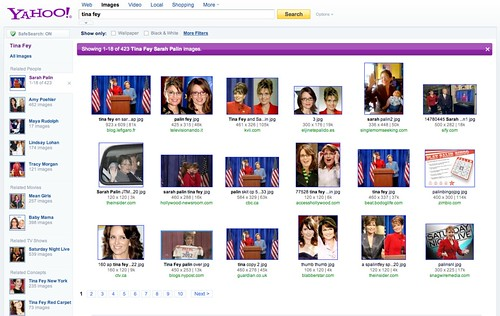 Yahoo! Image Search Results