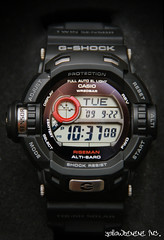 DSC03555fb (yellowbananainc) Tags: watch twin casio wristwatch sensor gshock barometer altimeter riseman g9200