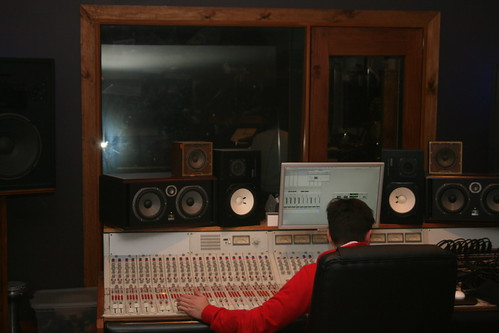 Swiss in the studio