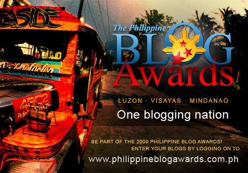 The Philippine Blog Awards 2009