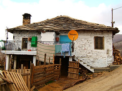 Old House (Adrianx5000) Tags: house greek villages greece pomak rodhope