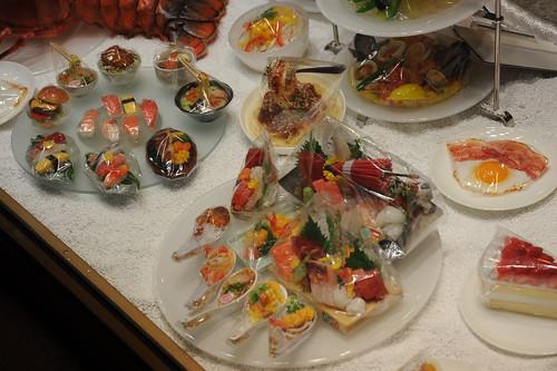 Food Samples @ Maizuru