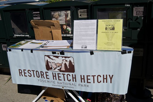 November Ballot Initiative Could Let Bay Area Water Users Voice View on Hetch Hetchy