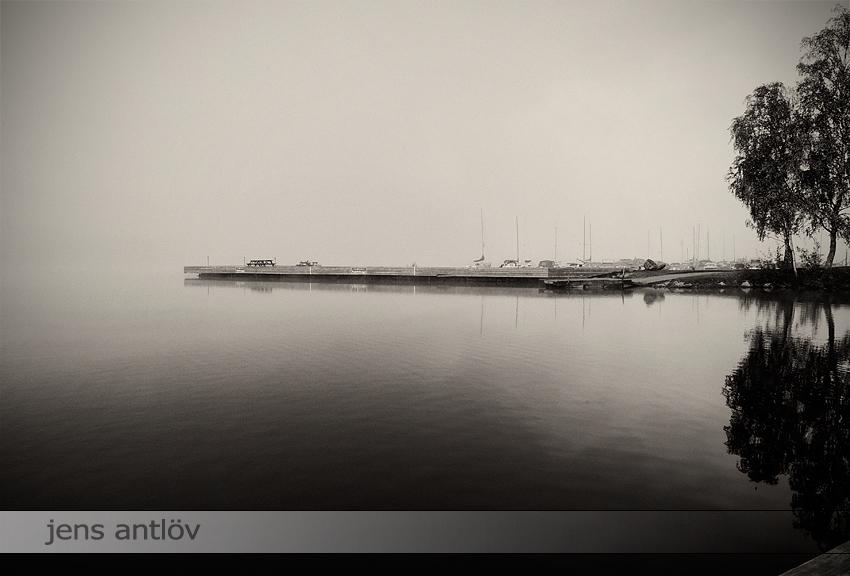 Dimman vid Runn
