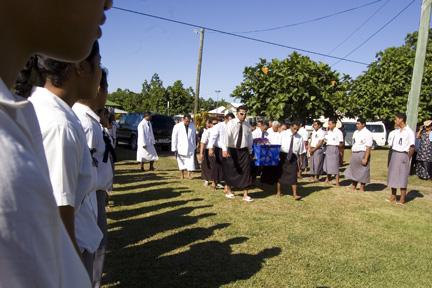 Tsunami: Funeral