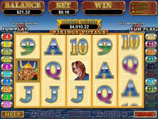 Vikings Voyage slot game online review