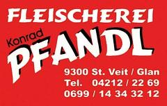 Fleischerei-Pfandl