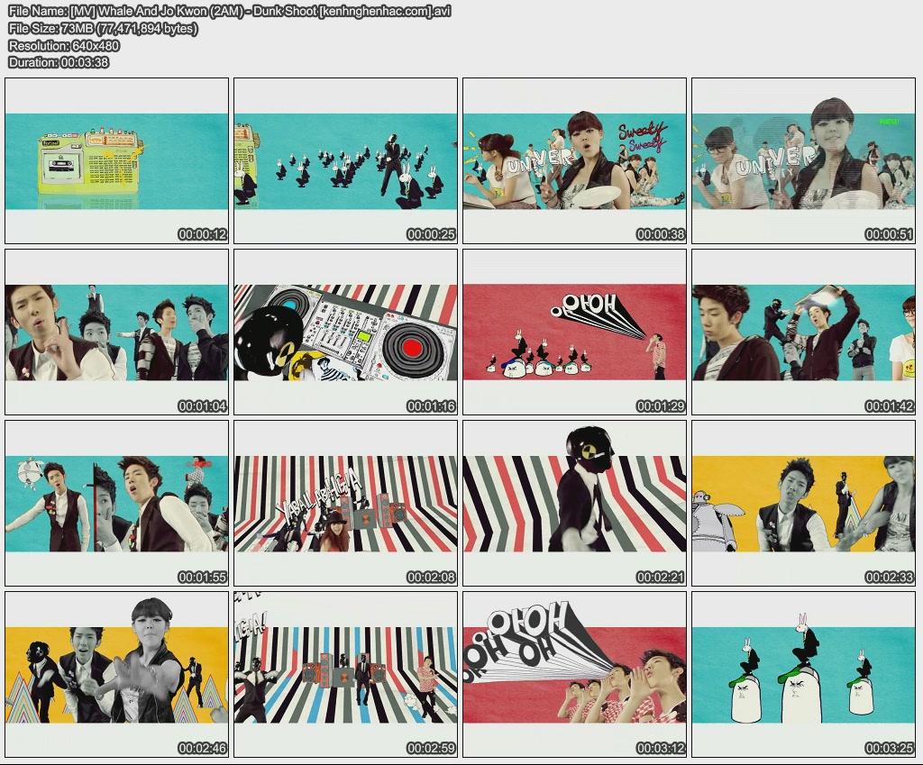 [MV] Whale & Jo Kwon (2AM)   Dunk Shoot