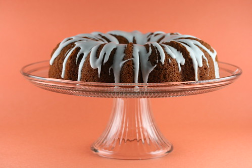 Pumpkin Spice Bundt Cake with Buttermilk Icing - I Like Big Bundts