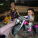 Barbie e kelly Harley Davidson