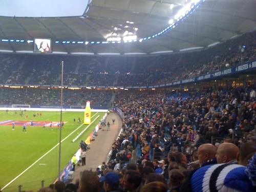 HSV - Bayer 04 Leverkusen