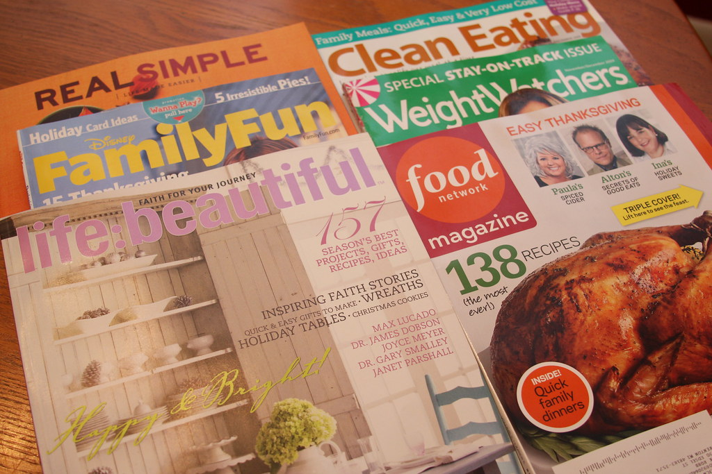 magazine lover
