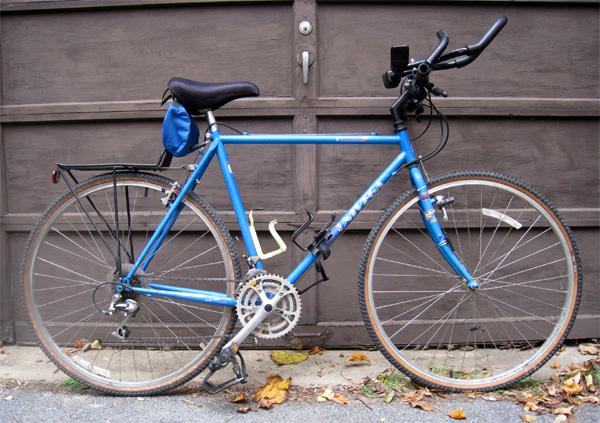 Univega Via Carisma Hybrid Bike Forums