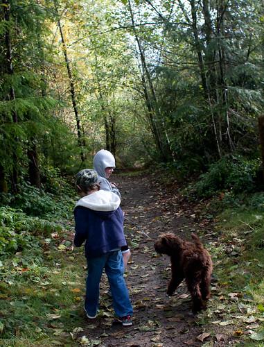 Mainline trail