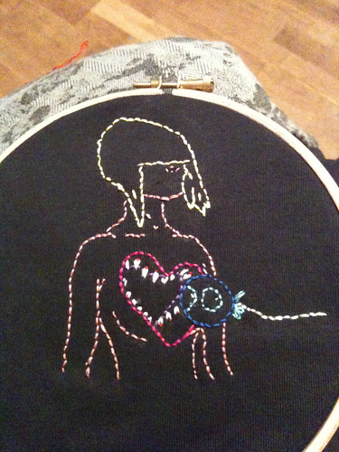 Tara McPherson Sublime Stitching Pattern