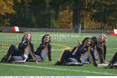 Marian University Cheerleaders 2009-10-31 1632 College Football - Taylor  @  Marian (Badger 23 / jezevec) Tags: college sports football university universit universit knights taylor cheerleader majorette  esporte 2009 voetbal trojans marian ragazza faculdade  hochschule tayloruniversity footballamricain  jezevec   amerikan amerikanskfodbold    futebolamericano footballamericano     animadora   ftbolamericano   fudbala      futbolu     marianknights badger23     lderdaclaque amerikietikofutbol amerikufutbols marianuniversity 20091031 taylortrojans  amerikkalaisen jalkapallonamerikog