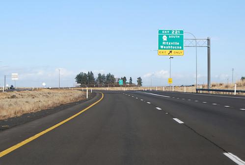 I-90 @ SR 261