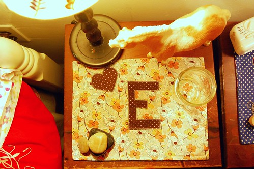 emma's bedside