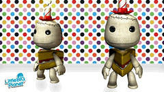 LittleBigPlanet Anniversary Costume