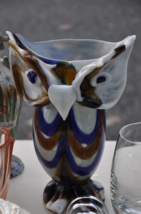 terrifying vase
