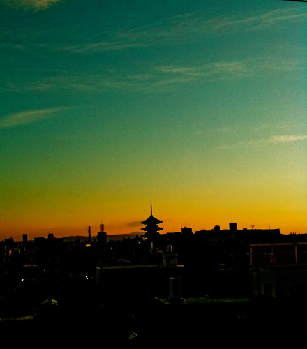dreamlike ancient city of Japan