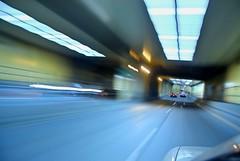 enter epoc (pbo31) Tags: sanfrancisco california city november blue light urban motion blur color moving movement nikon chinatown driving traffic broadway tunnel motionblur northbeach d200 2009 russianhill traffictrails lightstream