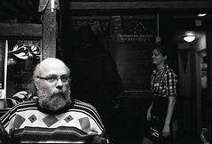004 (teh hack) Tags: bw film pub flickr edmonton flash el nb hp5 35 holmes minox bounce meets sherlock