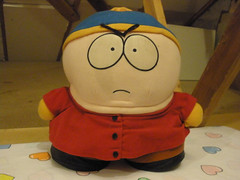 Cartman in the attic