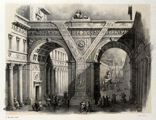 023-Letra Y-Alfabeto pittorico- Antonio Basoli 1839-© Accademia di Belle Arti di Bologna