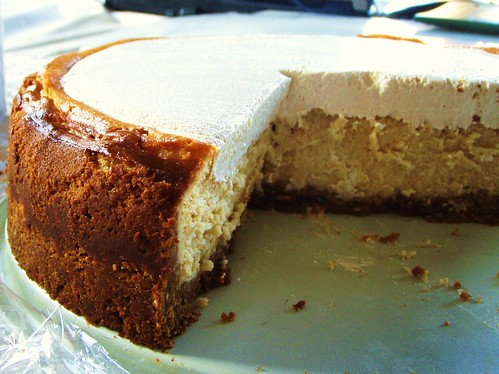 brown sugar cheesecake - 10