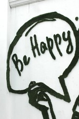 Be Happy - Art BAsel Miami 2009 (MY PINK SOAPBOX) Tags: streetart pasteup art happy typography graffiti poem grafiti amor graf banksy wallart poetic urbanart zen harmony installation poesia positive felicidad graffito feliz poetica grafity artecallejero existential grafito arteurbano mbw artbaselmiami harmonia streetcalligraphy mrbrainwash primaryflight exitthroughthegiftshop flight09 graffitigoneglobal primaryflight09 artbaselmiamiprimaryflight artbaselmiamiflight09 mrbrainswash anahidecaniostreetart