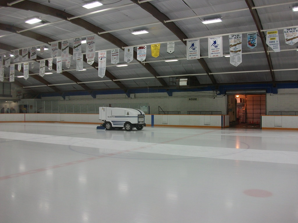 The World S Best Photos Of Olympia And Zamboni Flickr