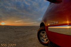 TAHOE (N-S-S) Tags: sunset nikon gm desert tahoe kuwait nikkor nasser q8 d300  kwt  nss    vwc   d2xs colorphotoaward   kvwc    alsolihem