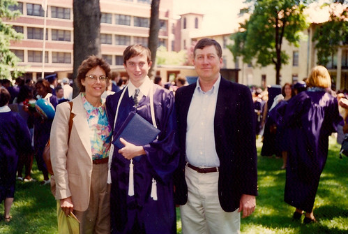 Graduation Day with Parents