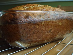 cook's illustrated banana bread - 13