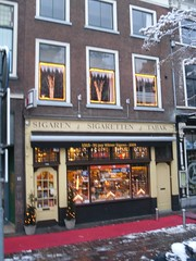 Wijnhaven, Delft (crwilliams) Tags: christmas snow netherlands delft date:month=december date:day=17 date:year=2009 date:wday=thursday date:hour=08