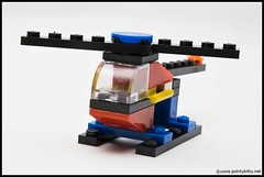 Thunder Charger - Jing Zhiwei Bootleg of LEGO - toy a