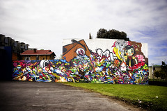 NETCH round 3 (The Most Dedicated) Tags: stray shake misery vents tmd berst rtr netch gbak askewone aucklandcitygraffiti