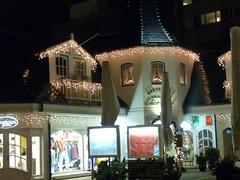 Weihnachtsbeleuchtung in Westerland (1) (Horst201048) Tags: strand germany weihnachten deutschland see meer sylvester insel stadt sylt nordsee geschft schleswigholstein stnde weihnachtsdekoration westerland dekoration treff weihnachtsbeleuchtung